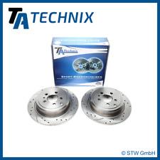 TA TECHNIX Sport Bremsscheiben Vorderachse - Lada 1200-1600