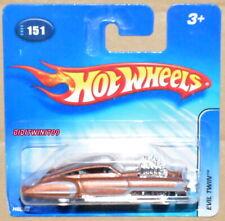 Hot Wheels 2005 Evil Twin #151 Corto Carta