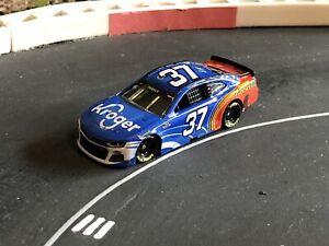 2021 Ryan Preece 37 Kroger/Reese's Custom NASCAR Diecast 1 64