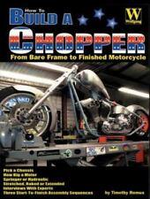How to Build a Chopper, Remus, Timothy, Good Book