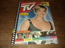 PROGRAMM TV 2000/35 CHARLIZE THERON JULIETTE BINOCHE SOPHIE MARCEAU C. OXENBERG