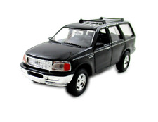 1998 FORD EXPEDITION BLACK ,WELLY 1/32 DIECAST CAR COLLECTOR'S MODEL