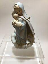 Precious Moments Blessed Art Thou Amongst Women Figure Virgin Mary Christian