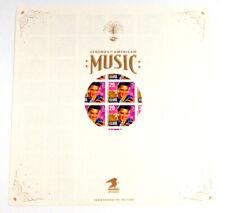 Elvis Legends of American Music Commemorative Usps Stamps