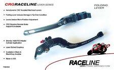 CRG RACELINE Lever Set Brake Clutch Yamaha R6 09 10 11 12 13 14 15 Free Shipping