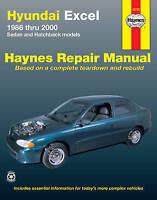 Hyundai Excel Australian Automotive Repair Manual : 1986-2000, Paperback by L...