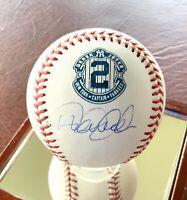 Derek Jeter signed OML Baseball with his #2 on it, JSA LOA