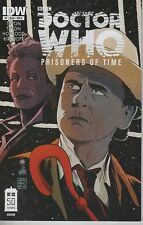 Doctor Who Prisoners of Time #7 comic book The Seventh Doctor TV show series