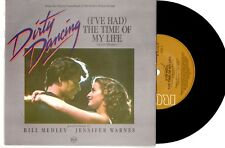 "BILL MEDLEY  - I'VE HAD THE TIME OF MY LIFE (DIRTY DANCING) - 7""45 RECORD PICSLV"