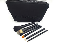 MAC Cosmetics Look in a Box Basic Brush Set WITH Cosmetics BAG