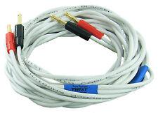 Black Rhodium Twist Speaker Cable 3.0m Pair Terminated Banana