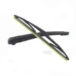 Rear windshield wiper blade and Arm for volvo c30 hatchback 2007-2013 back wiper