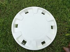 "PEUGEOT 309 WHEEL TRIM RIMS HUB CAP 14"" ALPINE WHITE NEW NLA  541602 1x free p&p"