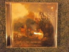 Accademia del Ricercare - Hasse: cantatas vol.1, Johann Adolf Hasse (CD NM)