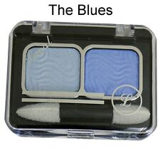 Laval Duo Eye Shadow 2 Palette Shade Colour Eyeshadow Kit Set