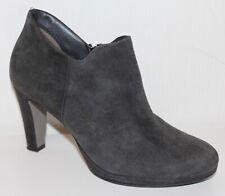 PAUL GREEN Stiefeletten ANKLE BOOTS 37 Wildleder BOOTIES Schuhe GRAU 4.5 Stiefel