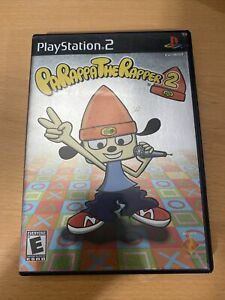 PaRappa the Rapper 2 (Sony PlayStation 2, 2002)