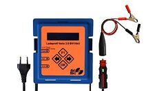 Fritec Ladeprofi Vario 2.0 12 V Ladegerät für AGM- Gel- u. Lithium Batterien NEU