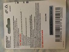 Straight Talk Rob 35 Refill Card 3GB Talk Text Unlimited 30 Day $35 Top Up Plan
