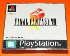 Final Fantasy VIII 8 Gioco Game Videogioco per Console Sony PlayStation PS1 Used