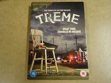 4-DISC DVD BOX / TREME - SEASON 2