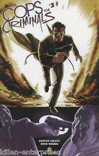 Cops For Criminals #3 Comic Book 2016 - Legendary