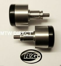 Honda VFR400 NC30 All Years R&G Racing Renthal Bar End Weights Sliders
