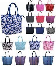 Markenlose Damen-Shopper/- Umwelttaschen mit mittlerer Strickart