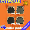 FRONT Brake Pads for HONDA TRX 500 FAC Fourtrax Foreman AT 2/4 WD 2012