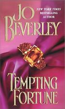 Tempting Fortune by Jo Beverley (2002) New !