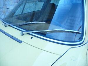 Chrom Scheibenwischer Satz Porsche 911 * 69-84 *