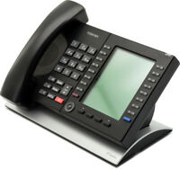 Toshiba iP PHONE Strata CIX IP5531-SDL Self Labeling VoIP Telephone 18 Button