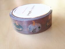 Simply Gilded Painted Pumpkin Washi Tape NIP