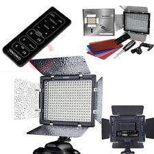 YONGNUO Yn-300 II LED Video Light 1x Battery Charger for Canon Nikon Camera