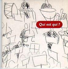 (AO791) Qui Est Qui? - 1994 CD