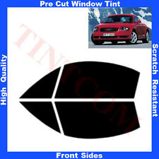 Pre Cut Window Tint Audi TT-Coupe  1998-2006 Front Sides Any Shade