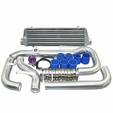 CXRacing Intercooler + Piping + BOV For 88-00 Civic D15 D16 B16 B18