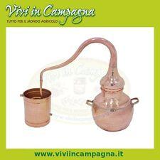 Alambicco distillatore lt 3