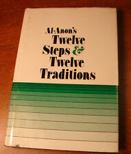 Al-Anon's Twelve Steps and Twelve Traditions1st - First - Printing