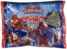 Spider-man Candy Mix Pinata Filler Party Favors Minions Gummies Lollipops NEW