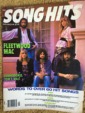 Song Hits Magazine 9/77 Fleetwood Mac Commodores Tom T Hall Jet Airliner