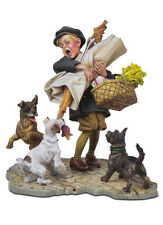 Andrea Miniatures Unwelcome Diners 54mm Model Unpainted Kit
