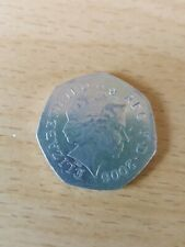 2006 Victoria Cross VC Medal 150th Anniversary 50p Fifty Pence Coin - Circulated