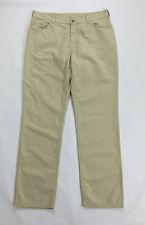 Cotton Belt W36 tg 50 pantalone regular uomo usato jeans boyfriend gamba dritta