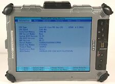 Xplore iX104C4 Rugged Tablet Laptop PC Core Duo U2500 No HDD No Stylus Pen