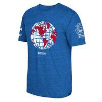 Montreal Canadiens CCM Vintage 2016 Winter Classic Logo Blue T-Shirt Men's