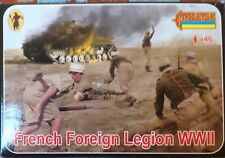 Soldatini 1/72 WWII FRENCH FOREIGN LEGION, STRELETS 187