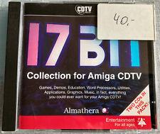 The 17 BIT Collection for Amiga CDTV ( 2 CD´s ) von Almathera
