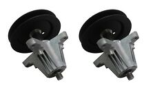 (2) Spindle Assembly for Yard Machines, Yard Man, Huskee Mowers