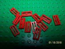 Lego 1x2 Grille Qty 12 (2412) - Pick your color